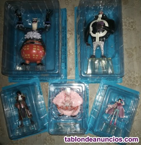 Figuras coleccion one piece