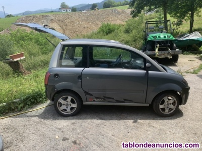 Microcar - mc1 impecable absoluto