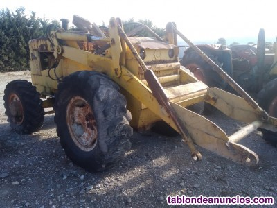Tractor frutero john deere 5510 n.