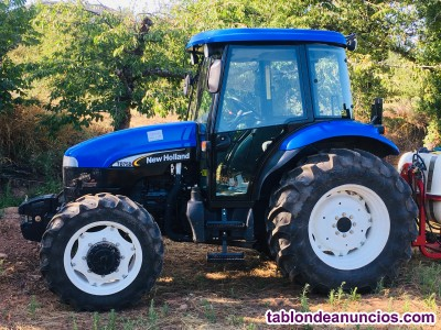 Tractor new holland td75d seminuevo
