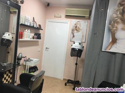 Alquilo local peluquería