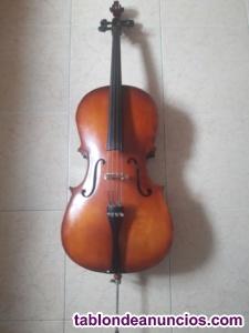 Vendo violoncello 3/4 con accesorios