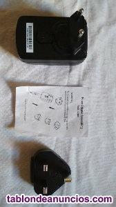 ACCESORIOS GPS GARMIN FORENNER 205 305  **  18 AMP;EURO; **