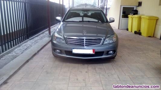 Mercedes  c 230  familiar