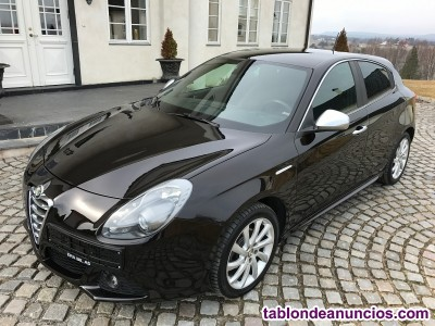 Alfa romeo giulietta 1.4 turbo benzina, deportivo, distintivo