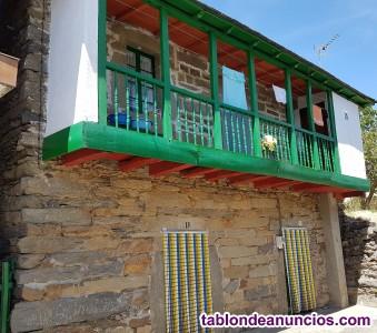 Preciosa casa rural zona sanabria
