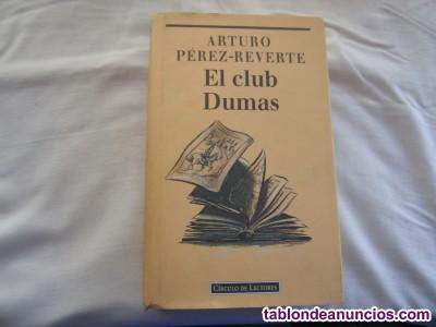 El club de dumas (novela)