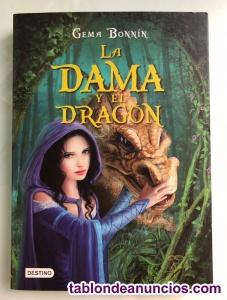 Libro la dama y el dragón de gema bonnín