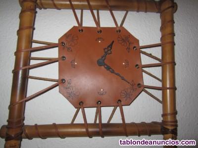 Reloj Artesanal de pared