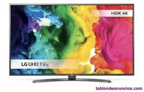Tv lg 43uh661v 43 4 k smart tv