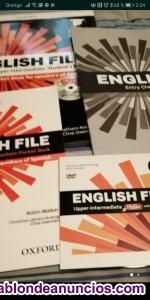 English file oxford b2