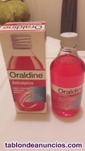Antiseptico oraldine 400 ml precintado