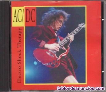 BOOTLEG/RARE CD DE AC/DC