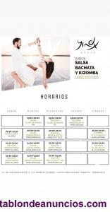 Clases de Salsa, Bachata y Kizomba en Torrevieja