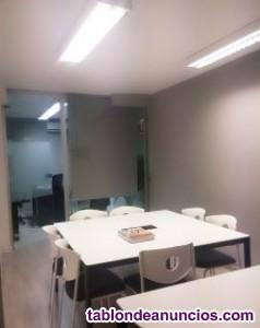 ----Se alquila aula multiuso  en Barrio de Salamanca -- M GOYA