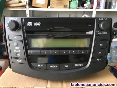 RadioCD original Toyota RAV4