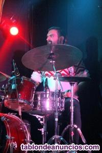 Clases de batería y percusión. Albacete
