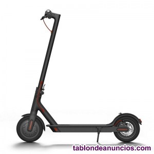 Patin xiaomi electric scooter m365 black