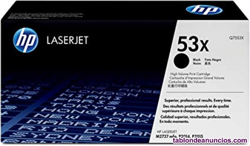 Toner Laserjet 53X