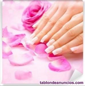 Centro de estética necesita chica para hacer uñas acrílicas/ porcelana/gel