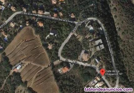 Venta parcela en Urbanización Aguas Blancas (Granada)