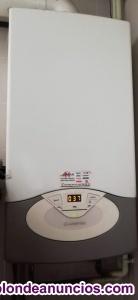 Caldera ariston + 9 radiadores