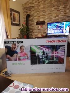 Tv thomson 65ud6406