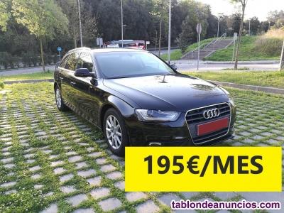 Audi a4 avant 2.0 tdi 136 cv