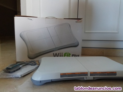 Tabla Wii fit Plus