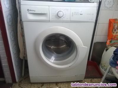 Vendo lavadora balay 6kg