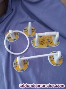 Juego de accesorios de baño