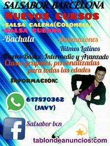 RITMOS LATINOS/Salsa cubana/Salsa Caleña/Bachata/2021