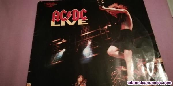 Ac/dc live 2 lps