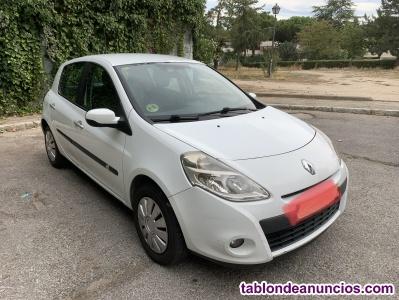 Vendo Renault Clío III gas-oil, AA, Radio CD, 85 CV, Garaje, ITV, Correa cambiad