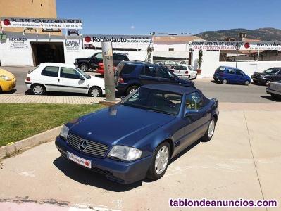 Mercedes sl 500 de 1993