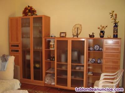 Mueble modular de salón