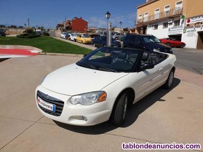 Chrysler Sebring descapotable
