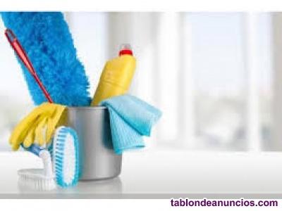 Limpieza de viviendas