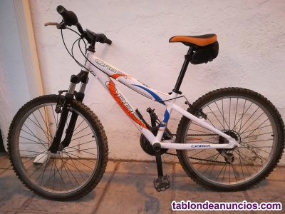 VENDO BICICLETA MOUNTAIN BIKE ORBEA TEAM