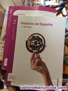 Libros 1º y 2º bachº artes + lengua y literatura 4º eso
