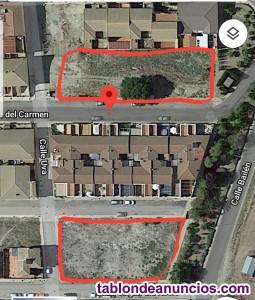 Solares urbanos en Mengíbar