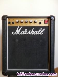 Amplificador de guitarra vintage de 1983 marshall