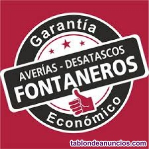 Fontaneria y boletines granategran