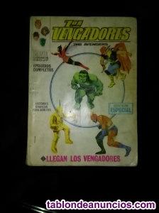 Comic marvel originales