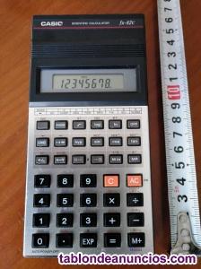 CALCULADORA CASIO fx-82C SCIENTIFIC CALCULATOR FUNCIONANDO