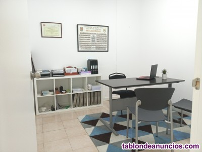 Alquilo sala / despacho