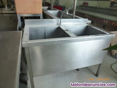 Vendo pila lavado restaurante