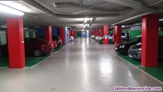 Venta plaza aparcamiento + trastero en cardedeu