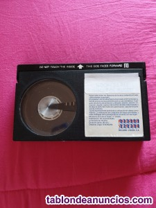 Paso cintas de video Beta a dvd