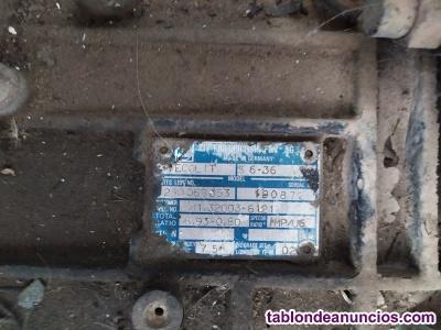 Caja de cambios ZF Ecolit S 6-36